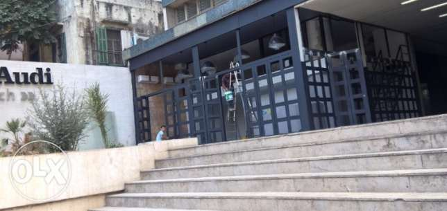 Store for Rent - Saifi Main Road facing Kataeb House