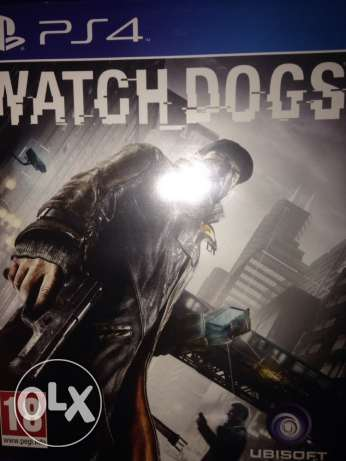Watchdogs for ps4 بعبدا -  1