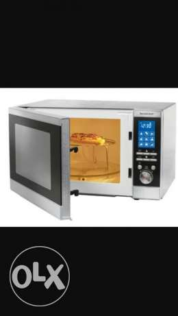 Microwave+grill