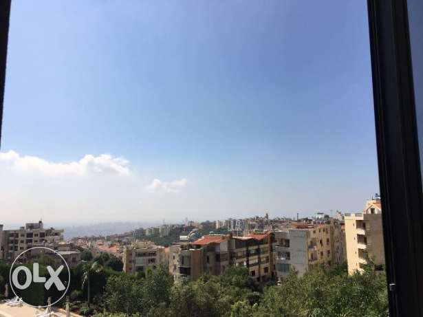apartment for rent in beit merry al mountazah