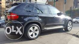 BMW X5 full company 4.8 black very clean one owner