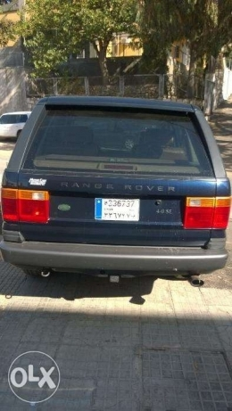 Range Rover for sale فرن الشباك -  1