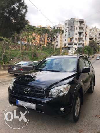 "Toyota Rav4 2006 4WD Full Options "" Yabane """