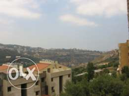 160 sqm apartment for rent in Daishounie Mansourieh, Metn- View
