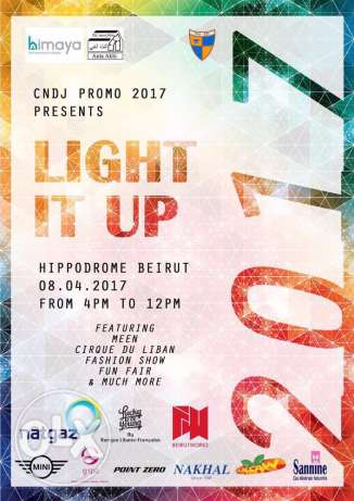 EVENT 8th of april at Hippodrome