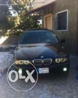 For sale bmw 2001 525