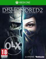 Dishonored 2 Digital Key For xBox One