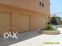 Stores for sale-Amchit near sporting club=نادي عمشيت