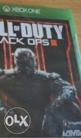black ops 3 for xbox one جديدة -  2