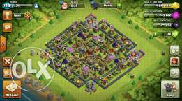 Clash of clans base for sale Its townhall 9 max
