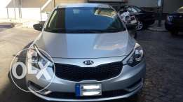 For Rent Kia Cerato Model 2015 on Monthly basis