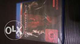 Metal gear solid 5 ps4 the phantom pain
