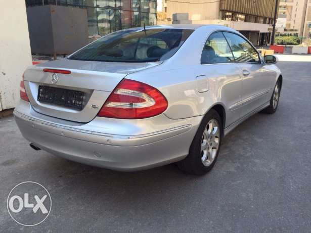 Mercedes-Benz CLK240 Elegance 2003 German Origin فردان -  5