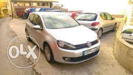 VW Golf 6 Automatic kteer ndeefe