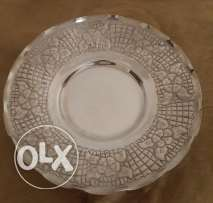 Silver dish/plate