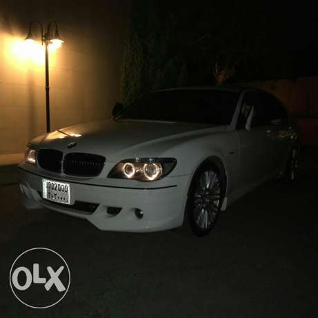 Bmw 750 Li Model 2008 VIP Super Moumayazé بعبدا -  1