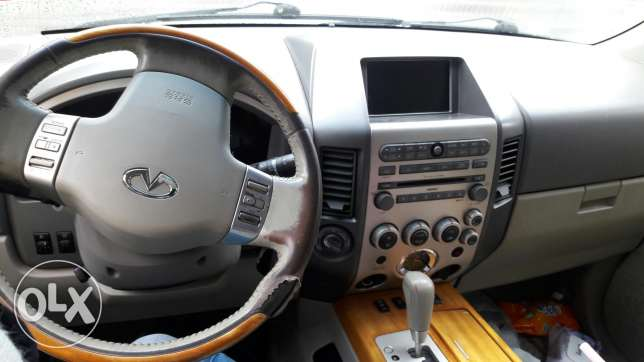 infinity jeep in good condition for sale