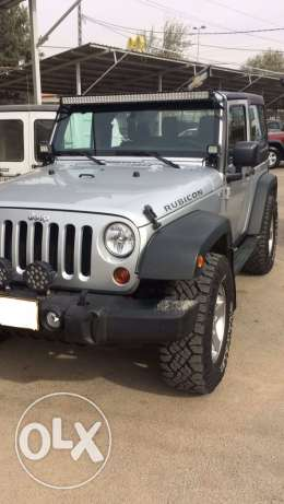 Wrangler Rubicon for sale حوش الأمراء -  1