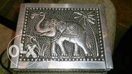 Real Silver box from india