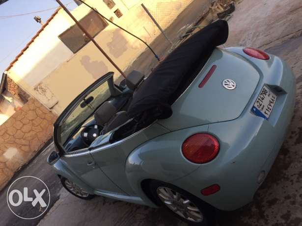 New beetle 2004 convertible انطلياس -  5