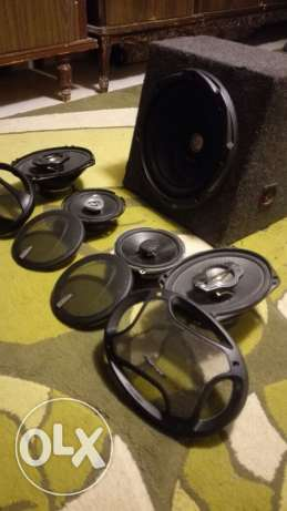 Excellent Speakers for sell