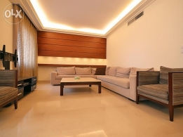 220 SQM Furnished Apartment for Rent in Beirut, Unesco AP3320