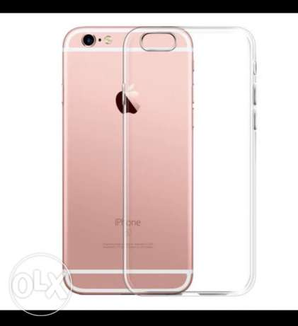 transparent iPhone 6/6s/7 cover