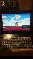 Toshiba Satellite tablet win 10 touch