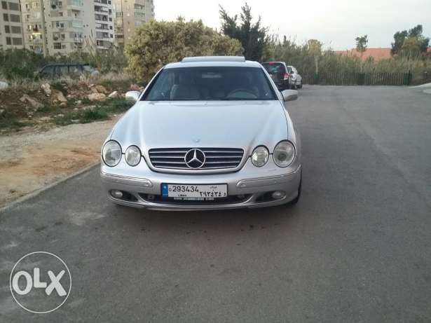 CL 500 for sale model 2001