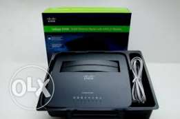 cisco linksys modem x1000