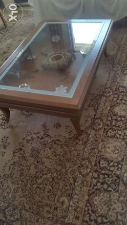 Saloon Table 80x120