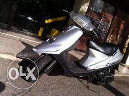 adress motorcycle