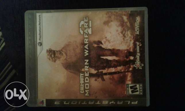 Call Of Duty Modern Warfare 2 (PS3)