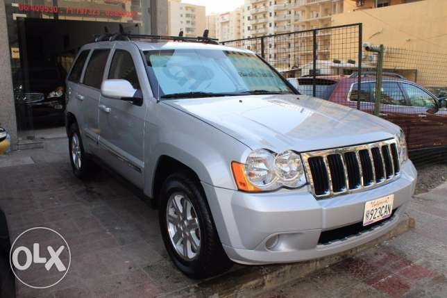 jeep cherokee limited model2009 4wd/leather/touch screen/sunroof