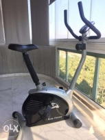 Body Fitness cycling machine good as new barely used.