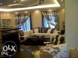 furnished apartment for rent or sale