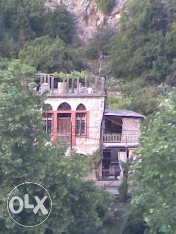 a 140 years villa for sale at. naher el kalb