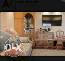 furnished apartment for sale in Mazraat Yachoua