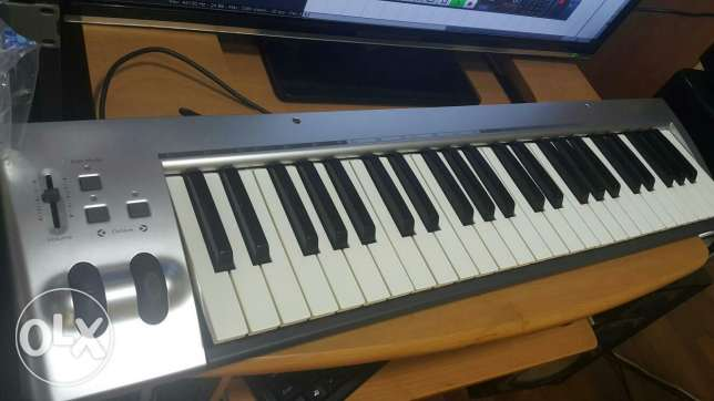 M-Audio KeyStudio Midi Controller عبداللطيف البيسار -  2