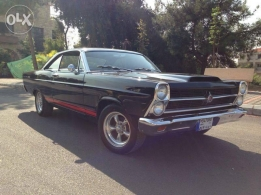 1966 Ford Fairlane 500XL hardtop coupe, excellent!
