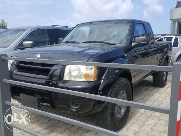 2004 nissan frontier 4x4 automatic