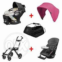 Strollers Car Seats and baby carriers