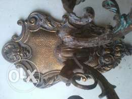 Antique big Chandelier Bronze, French, 70-90 years old, each 50$