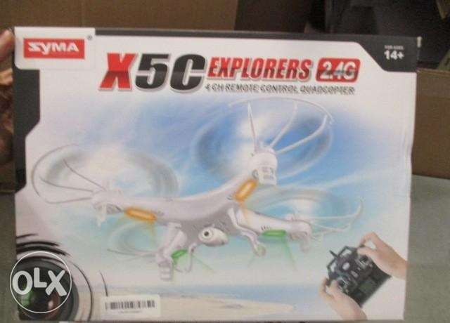 Syma Drone HD Camera RC Quadcopter