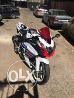 suzuki gsxr 1000 One Million 2013