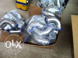 stainless steel fittings(mapress) about 500 kgقطع اكسسوار ستانلس
