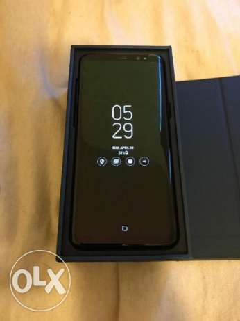 New Samsung Galaxy S8 8plus Available