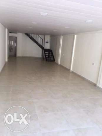 Haouch el omara stargate area shop for rent .