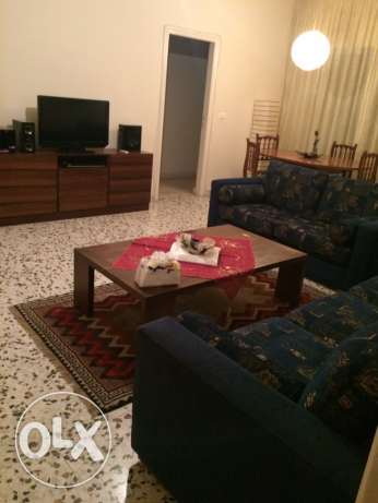 Furnished apartment for rent Achrafieh-Sioufi