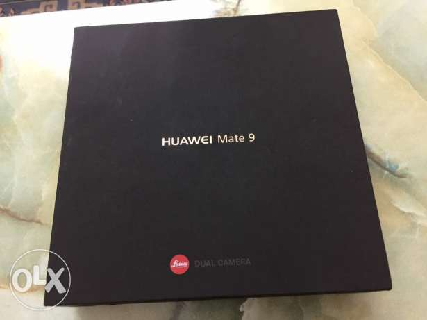 Huawei mate 9 for sale or trade